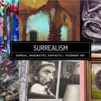 Surrealism.co - a Website Promoting Surrealism