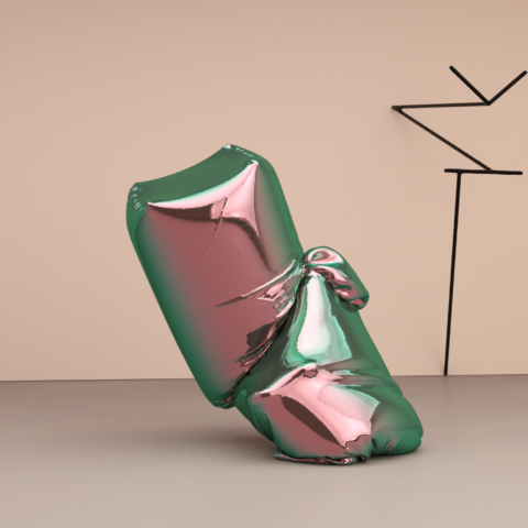Zeitguised's abstract, surrealistic, strange, video art