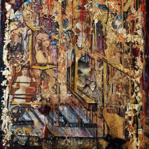 Origin and Consequence - The Art of Larain Briggs