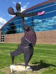 D. W. Martin Outdoor Sculpture