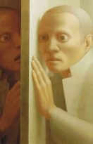 George Clair Tooker 1920-2011 - American Magic Realist painter - 4