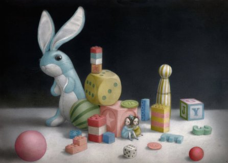 Nascondino by Nicoletta Ceccoli