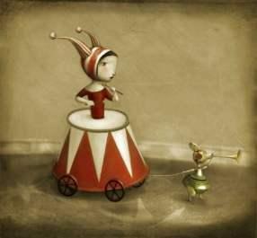 Untitled 1 by Nicoletta Ceccoli