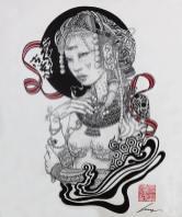 Guizhou Girl - By Luke Gray