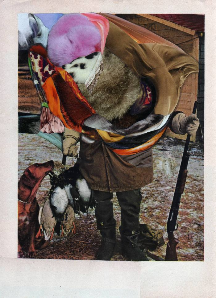 Decoy Collage by Charles Wilkin