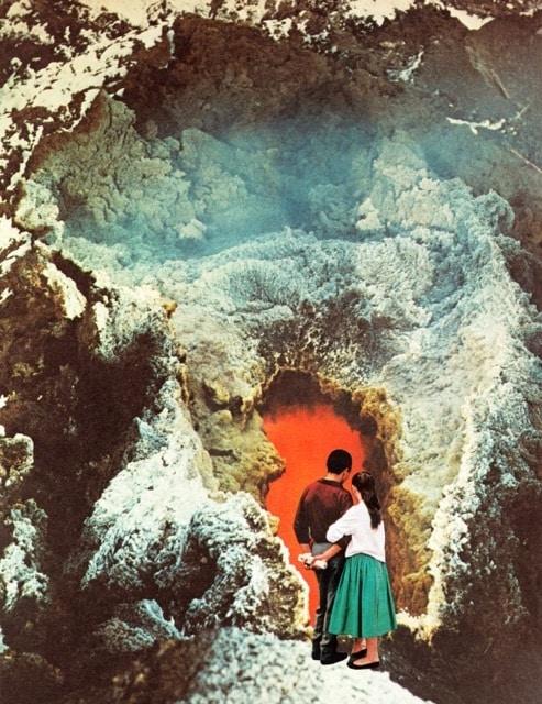 Entrance - by Beth Hoeckel