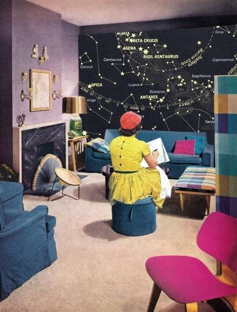 Star Chart - by Beth Hoeckel