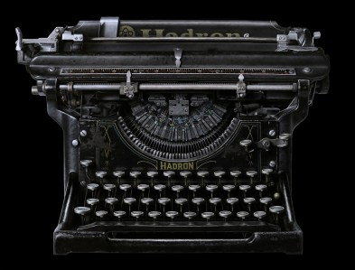 The Hadron Typewriter