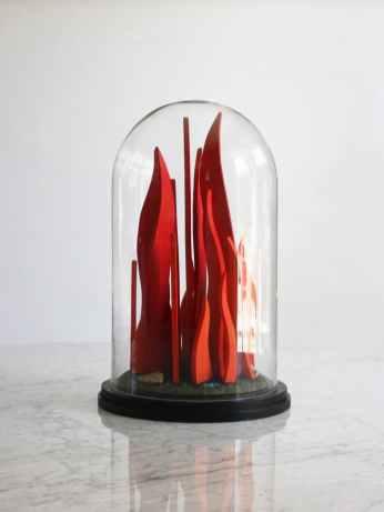 Anne Faith Nicholls - Flames