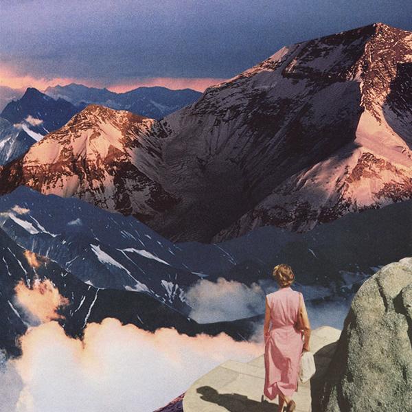 Karen Lynch – Descending+in+Pink