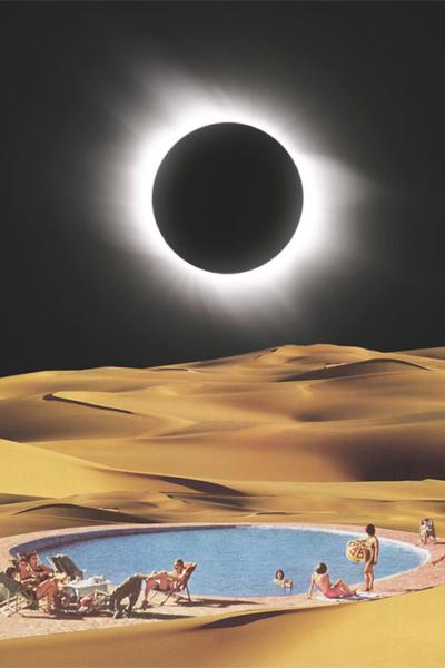 Karen Lynch - Desert Eclipse