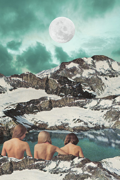 Karen Lynch - Moon Bathing