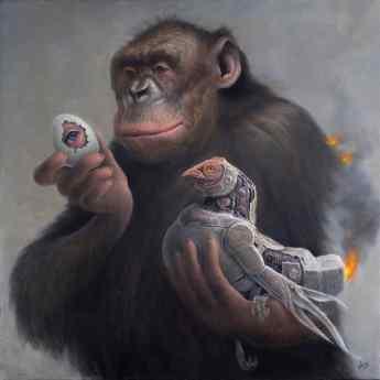 Bonobo Primate Directive - Chris Leib