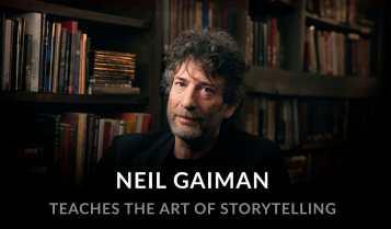 Neil Gaiman Masterclass