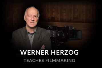 Werner Herzog Masterclass
