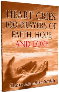 Heart Cries Prayer Book