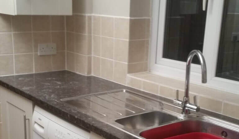 cleaning different types of kitchen