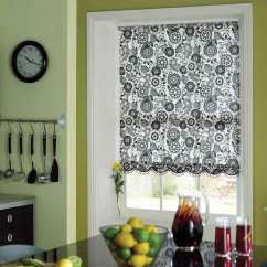Kitchen Blinds Hood Ideas Roller Blind In A Surrey Shutters Make An Enquiry
