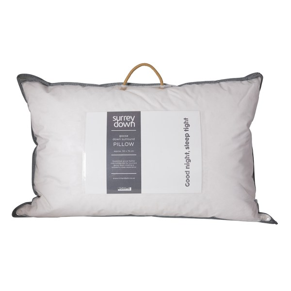 Surrey Down Goose Down Surround Pillow