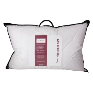 Canadian Goose Down Surround Pillow