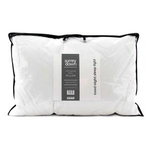 Surrey Down Goose Down Standard Pillow