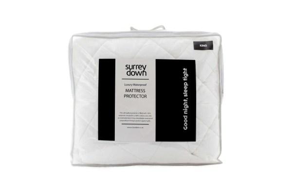 Surrey Down Luxury Waterproof Mattress Protector
