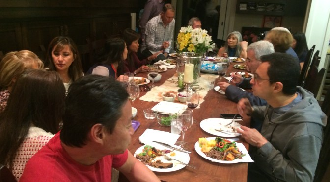 An Invitation to a Passover Seder Dinner