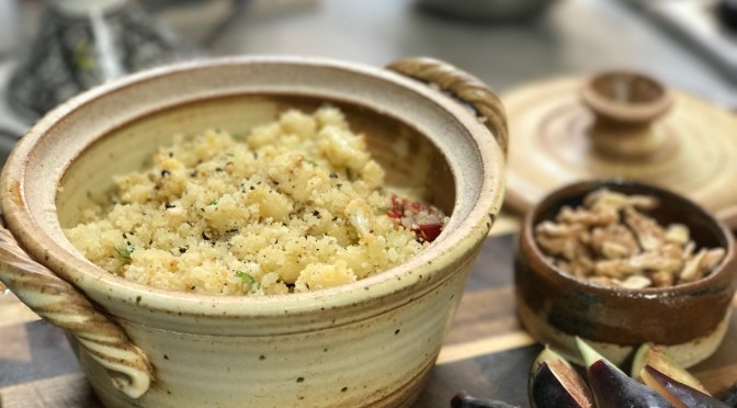 Baked Cauliflower Rigatoni