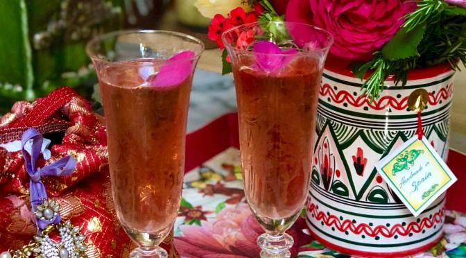 Rose Drop Cocktail