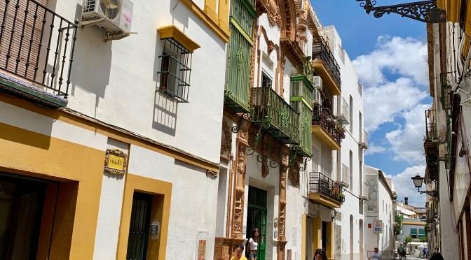 Triana Square & Ceramics in Sevilla, Spain