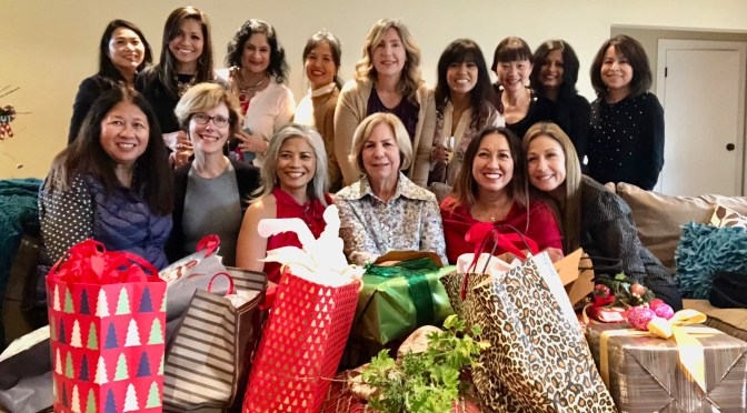 Pink Elephant Holiday Lunch 2019