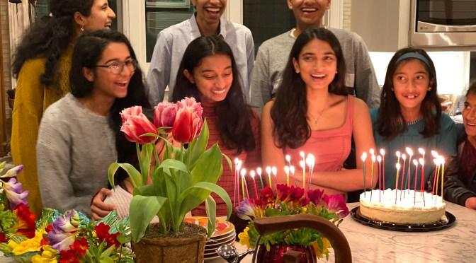 Twins 18th Birthday Celebration