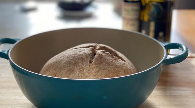 Homemade Flaxseed Bread