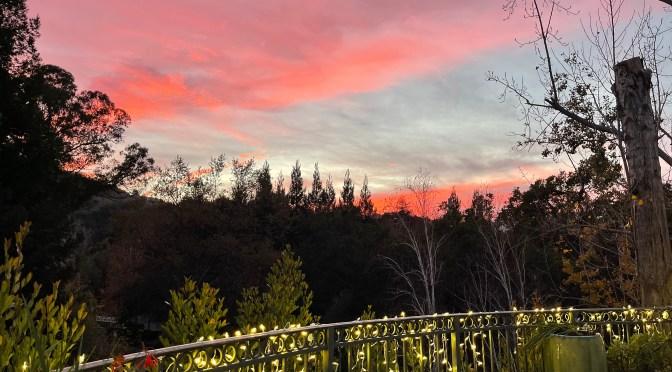 December Sunset II