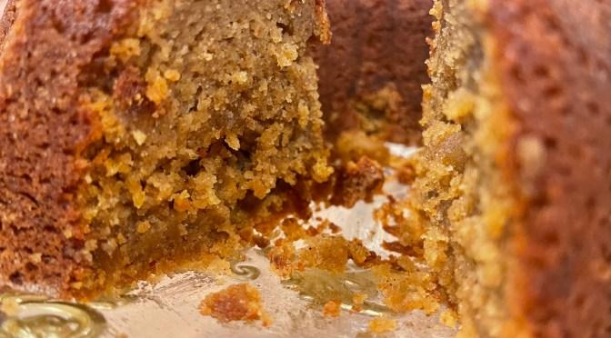 Pumpkin Ginger Cake
