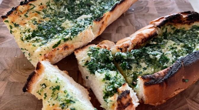 Buttery Garlic Bread