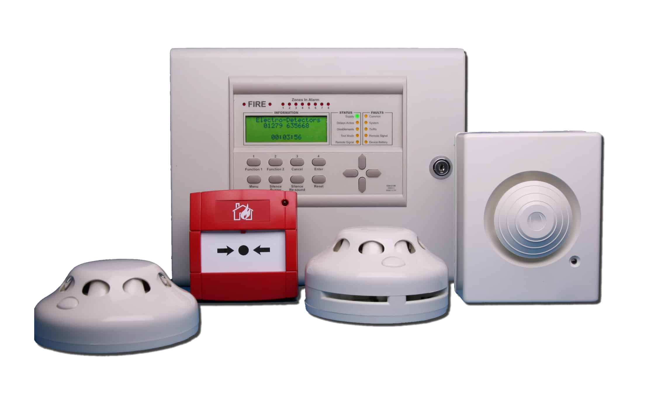 Fire Alarm Systems From Experts  Surrey, London, Southeast