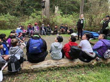 Nature Ninjas - overnight learning opportunities