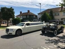 Surrey Limos Wedding Car & Limo Hire