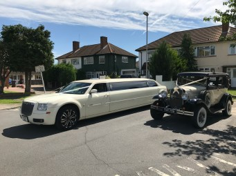 Surrey Limos Wedding Car & Limo Hire