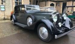 Rolls Royce Phantom II Continental, Wedding Car Hire | Gatsby Car Hire