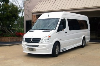 Mercedes Party Bus Hire London | Surrey | Essex | Kent