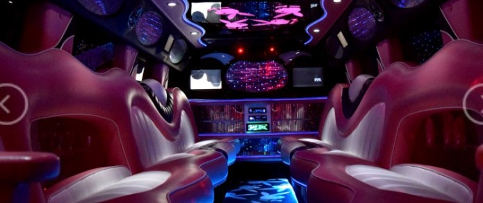 Pink Hummer H2 Limo Hire London | Surrey | Kent | Hampshire | Essex | Hertfordshire