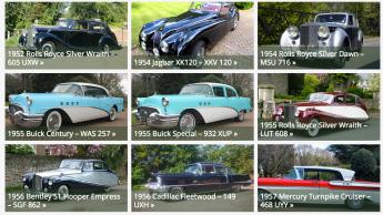 Classic Car Hire.
