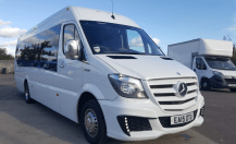 16 Seater Party Bus Hire South London