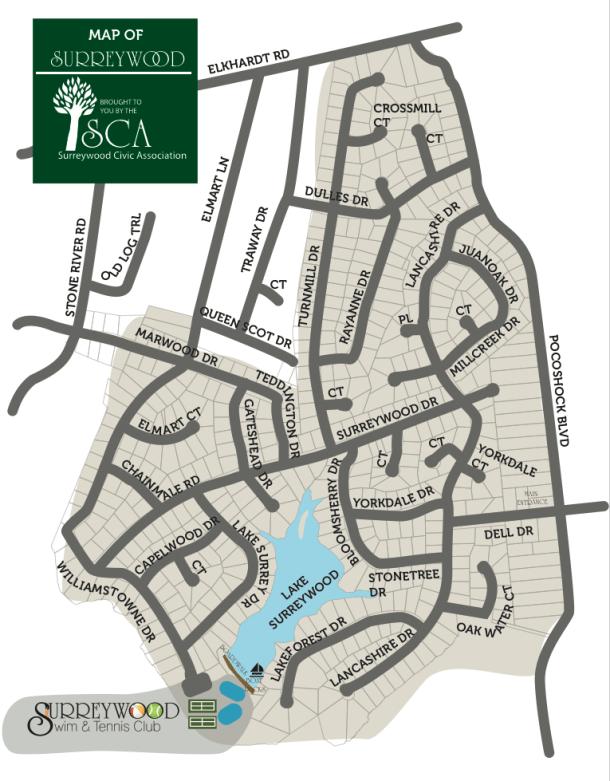 surreywoodstreetmap
