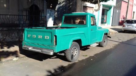 Ford Rural rear