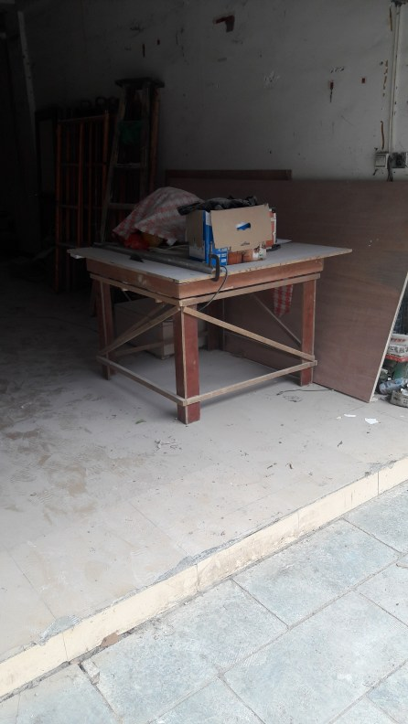 Chinese Tablesaw 3 - 锯床