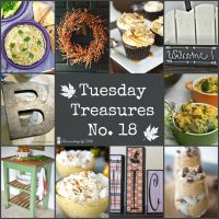 Tuesday Treasures No 18!