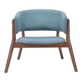 Chapel Blue Lounge Chair